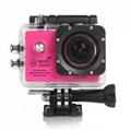 SJ7000防水运动DV多功能户外潜水迷你高清1080P摄像机行车记录仪 4