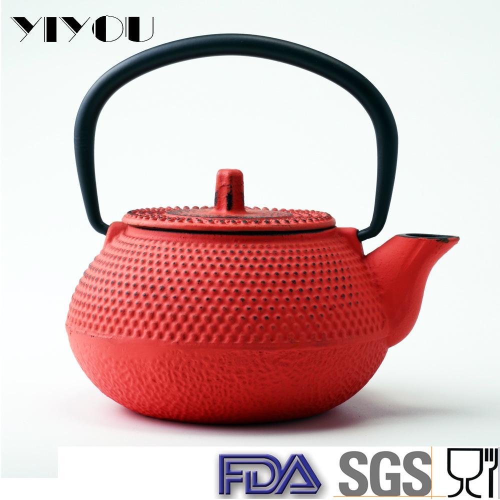 cast iron teapot 1