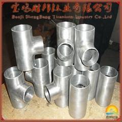 耐腐蚀化工石油用钛管件