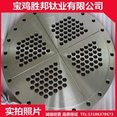 耐腐蚀钛管板