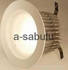 筒燈認証用混光板