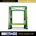 Aluminum Portable Vertical Platform Passenger Lift