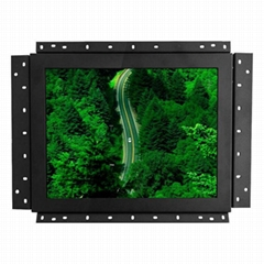 open frame 10.4inch touchscreen monitor metal case