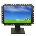 19寸寬屏觸摸顯示器工業金屬殼嵌入式顯示器 4