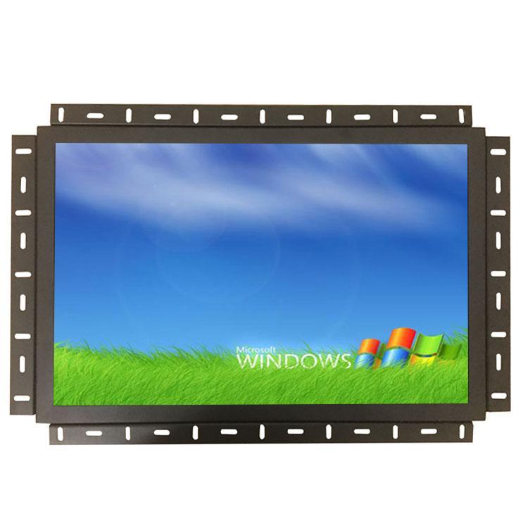18.5寸開放式顯示器工業金屬殼觸摸顯示器 2