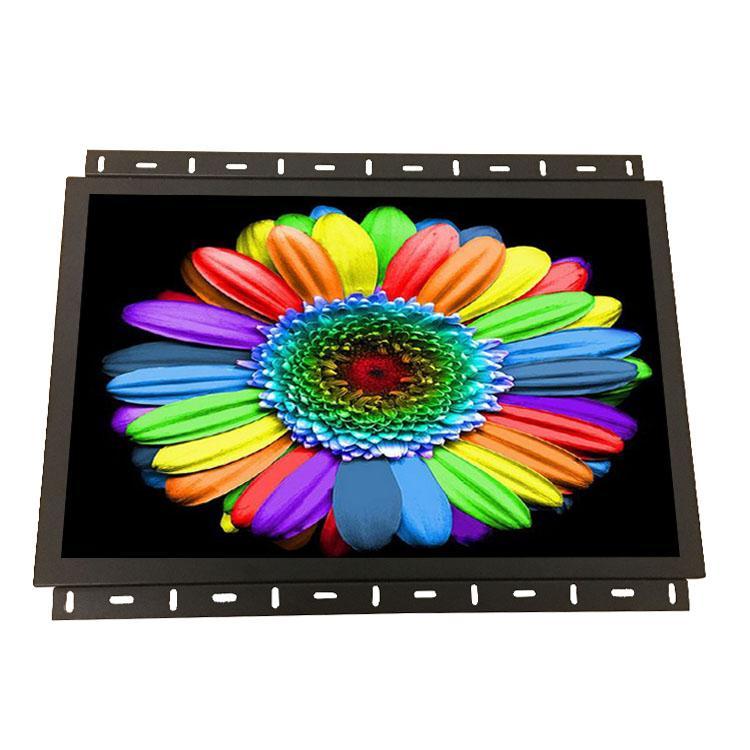 18.5寸開放式顯示器工業金屬殼觸摸顯示器 3