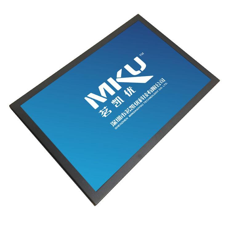 17寸工業觸摸顯示器開放式金屬殼液晶顯示器 1