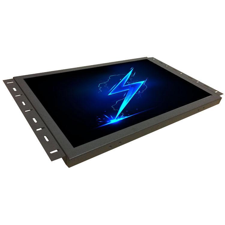 17寸工業觸摸顯示器開放式金屬殼液晶顯示器 4