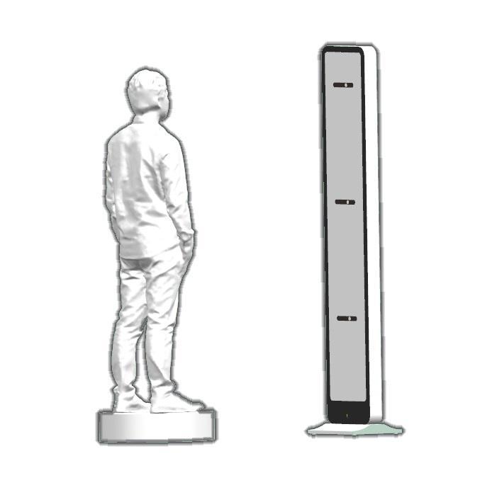 三维人体脏器扫描仪_RevolingBodyscan旋转人体三维扫描系统 - 江苏省 - 生产商 - 产品目录 ...