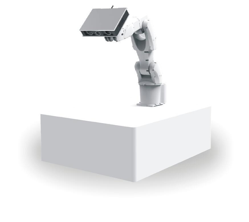 RobScanner工業自動3D掃描檢測系統 1