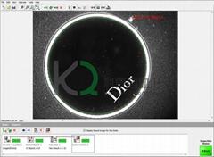 产品表面麻点CCD检测系统