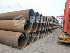 ASME A335 P5, P9, P11, P21,P22,P91,P92 Alloy steel pipe/tube