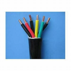 Coal Cutter Flexible Cable with Shield