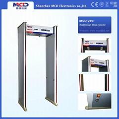 河北安檢設備MCD-200