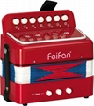 hot sale and classic button toy accordion for children 2