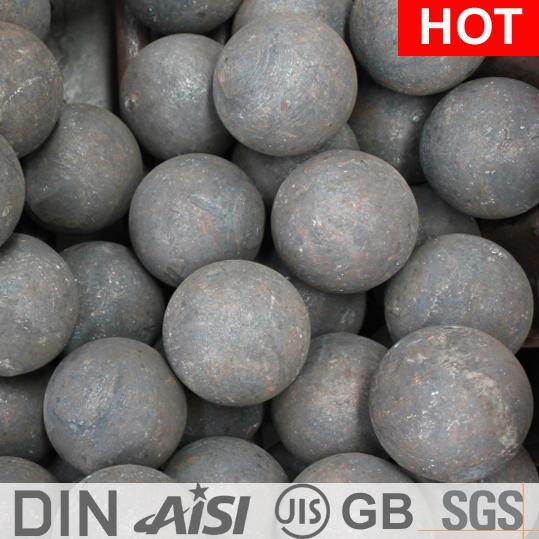 Forged Steel Grinding Ball 2