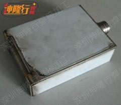 深圳龍華激光焊加工廠家 不鏽鋼香水瓶激光密封焊加工按量報價