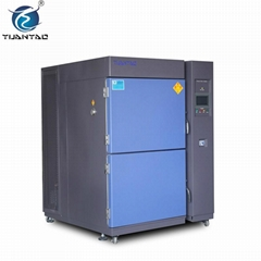 二箱气体式冷热冲击试验箱
