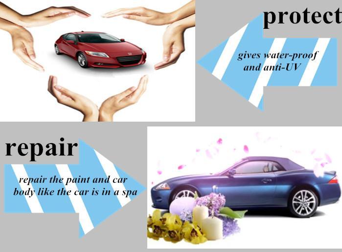 无水洗车液 3