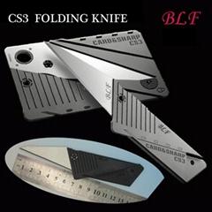 CREDIT CARD KNIFE CS3 CA