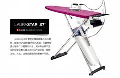 LAURASTAR S7a电熨斗家用蒸汽多功能挂烫机