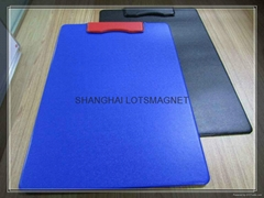 easy to use, magnet clip board, magnetic folder  write board