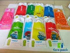 BPA FREE foldable water bottle