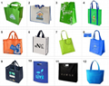Environmental-Friendly Nonwoven Promotional Shopping Bag