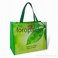Fashion Design Cheap Custom Promotion Wholesale Recycled Foldable Printing Non W