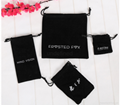 High Quality Custom Velvet Drawstring Bags Gift Pouch Wholesale Velvet Bag