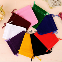 Wholesale Velvet Jewelry Bag