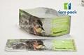 Customized logo printing foldable pet