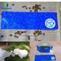 Customized logo printing Portable pet feeder