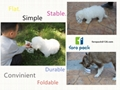 Customized logo printing Portable dog