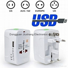 Universal Travel Adapter,Au/Us/UK/South Africa Plug , Internationally recognised