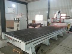 鋁蜂窩板開槽機