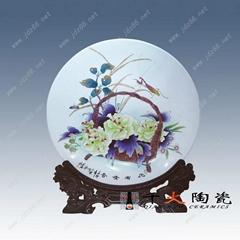 陶瓷紀念盤 景德鎮陶瓷紀念盤