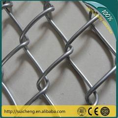 Guangzhou Chain link mesh/ galvanized chain link mesh
