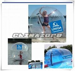 Summer Water Walking Ball Human Sphere Ball For Sale