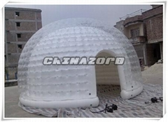 High Quality New Design Bubble Tent