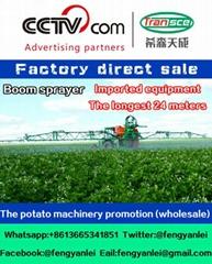 Potato Sprayer 1200L sales to south africa