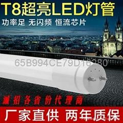 LED T8灯管