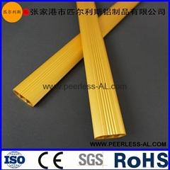 优质铝合金挂衣竿