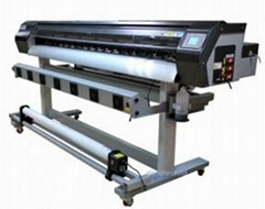 Vinyl Express V Eco Solvent Printer with DX5 Printhead,1440dpi.1.8m