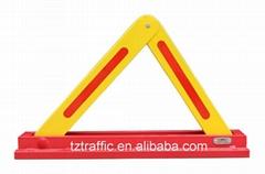 Triangle A type Manual parking car locks