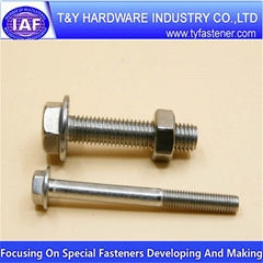 Nut Bolt Fasteners