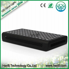 200 watt led grow light,98X3w 200w Full Spectrum LED Grow Lighting--herifi Gemst