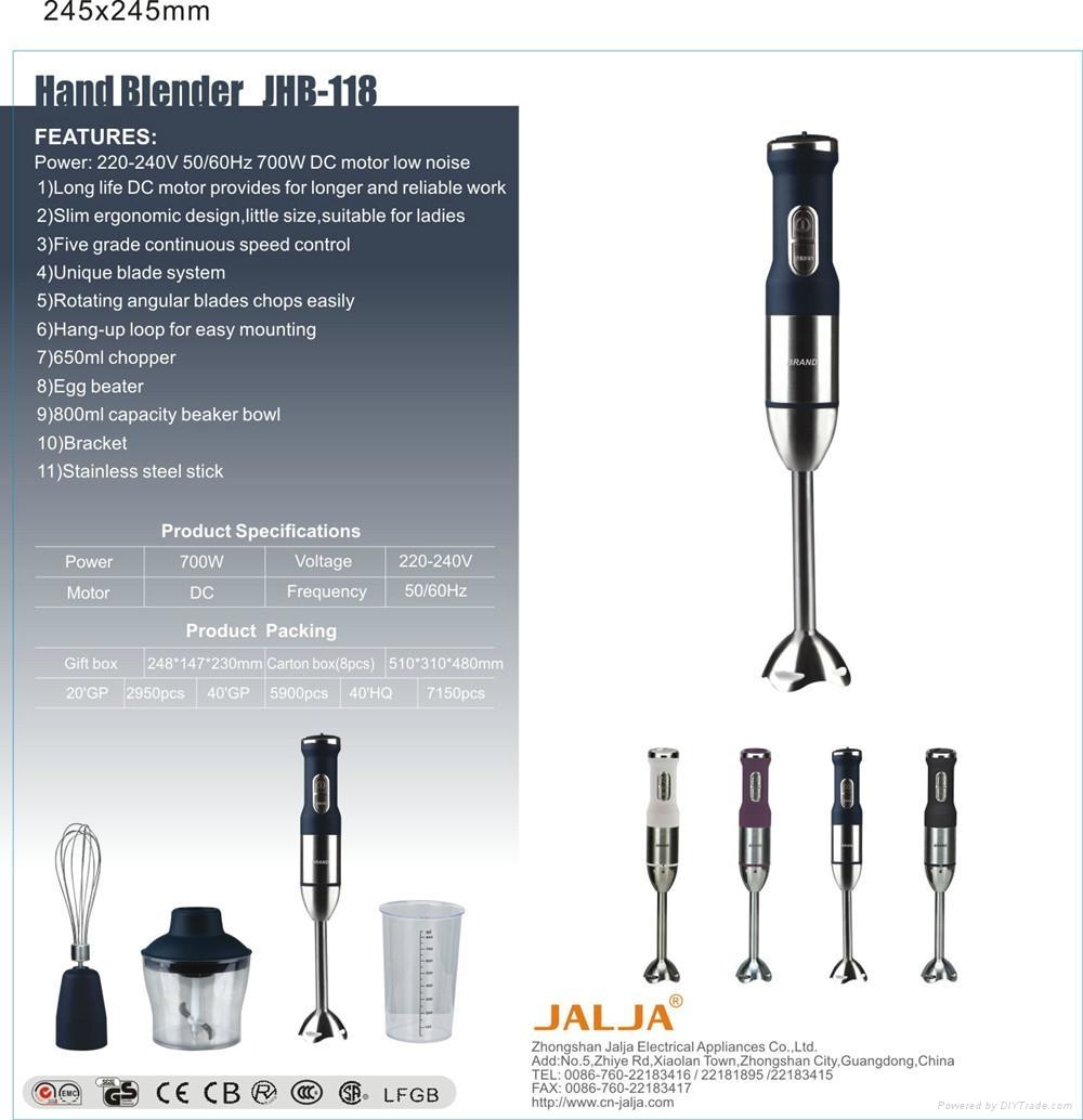 Hand blender  1