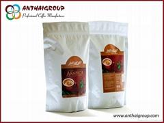 烘焙咖啡豆-阿拉比卡
