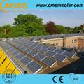 High performance solar pv off grid flat